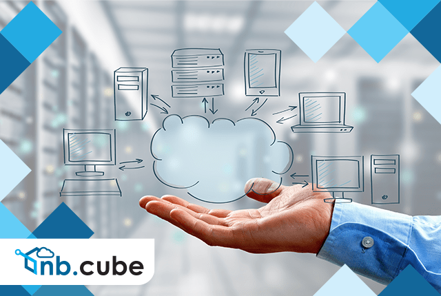 NBCube's Hybrid backup technology lowers risk and leverages cloud scale to massively improve availability